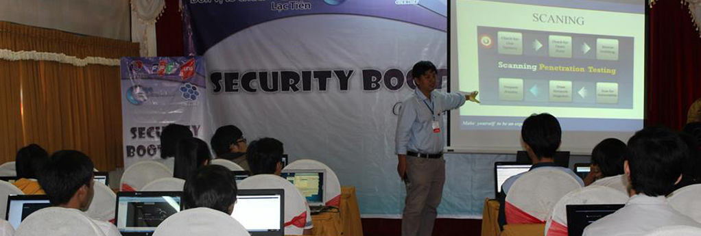 Security Bootcamp 2013